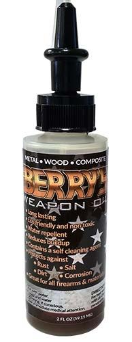 Berry's Weapon Oil