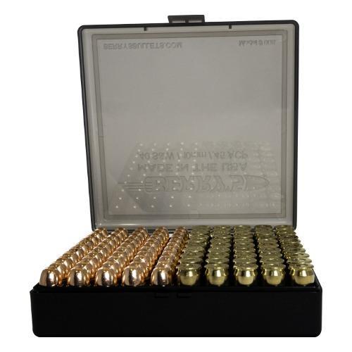 100 Round Ammo Boxes