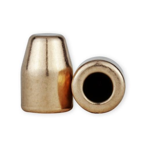 .40 165 gr Hollow Base Flat Point-Thick Plate