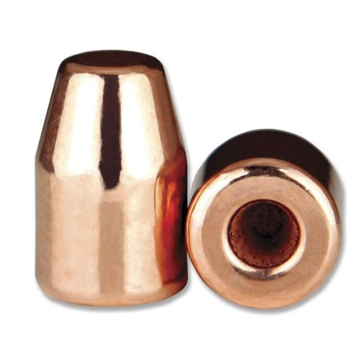 9mm 115gr Hollow Base Flat Point Thick Plate