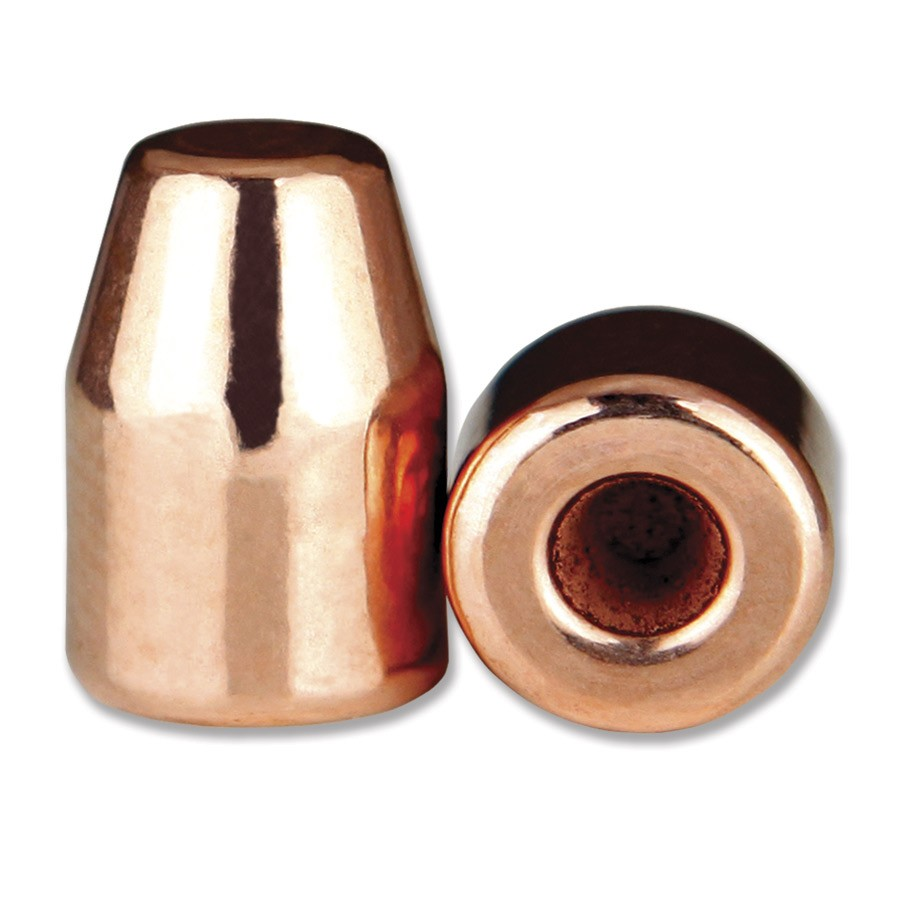 .40 155 gr Hollow Base Flat Point