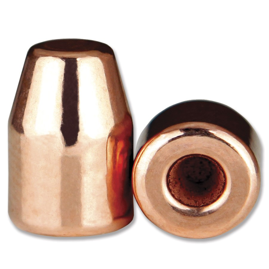 .45 200 gr Hollow Base Flat Point