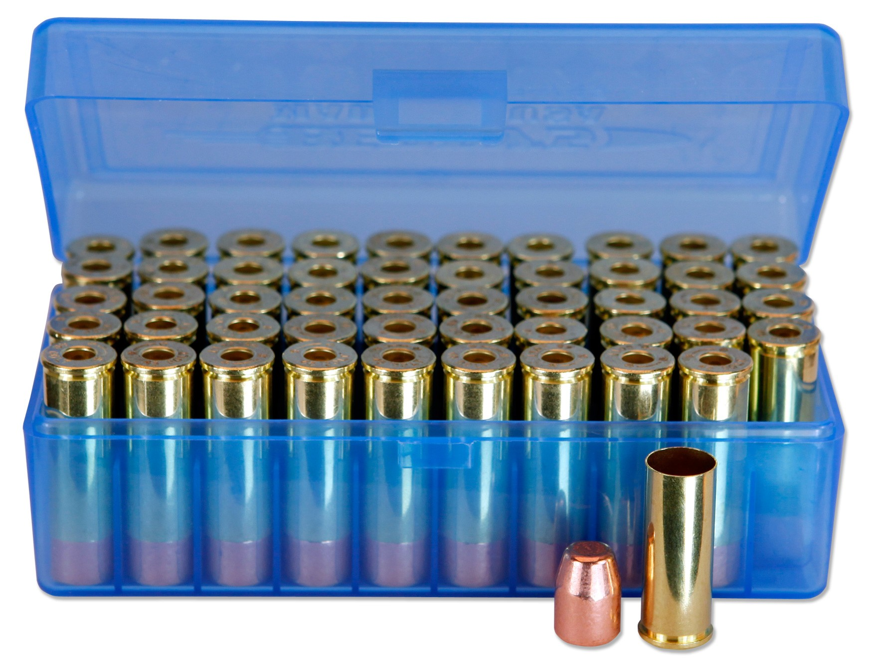 .45LC 50ct Bullet and Brass Combo