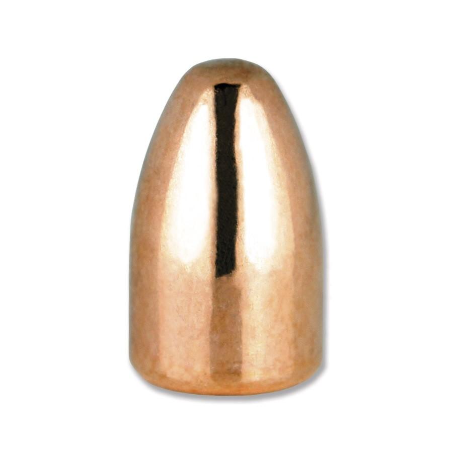 9mm 124 gr Round Nose