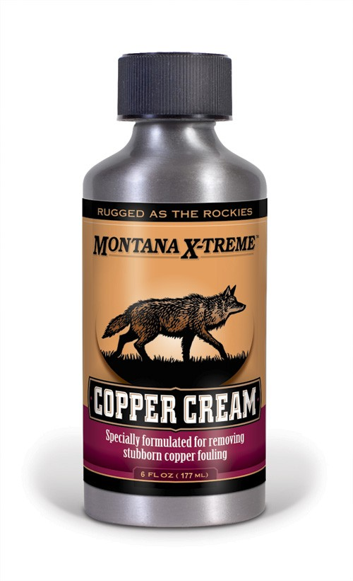 Montana X-Treme Copper Cream 6 oz.