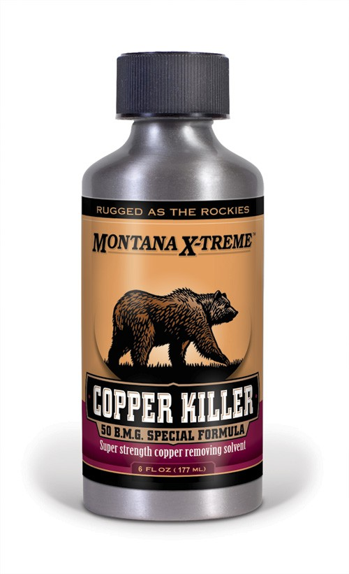Montana X-treme Copper Killer Solvent 6 oz.