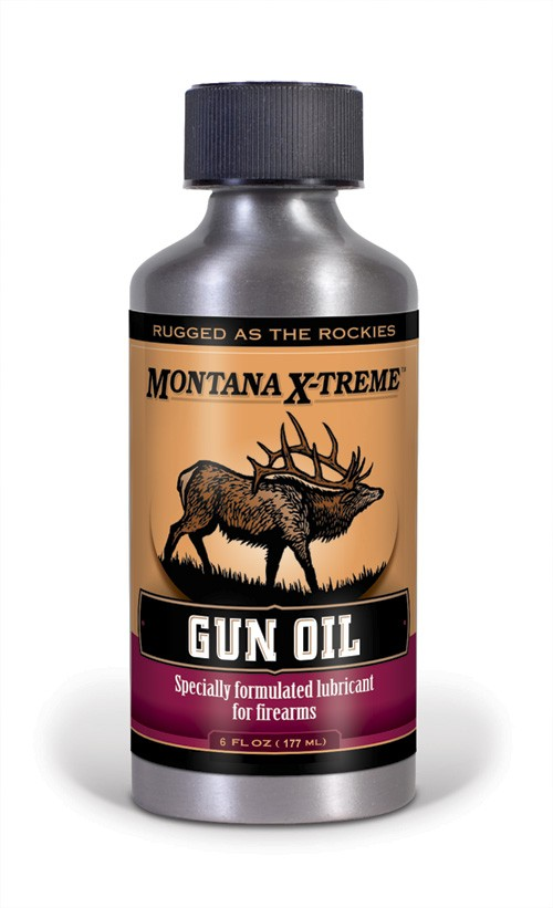 Montana X-treme Gun Oil 6 oz.