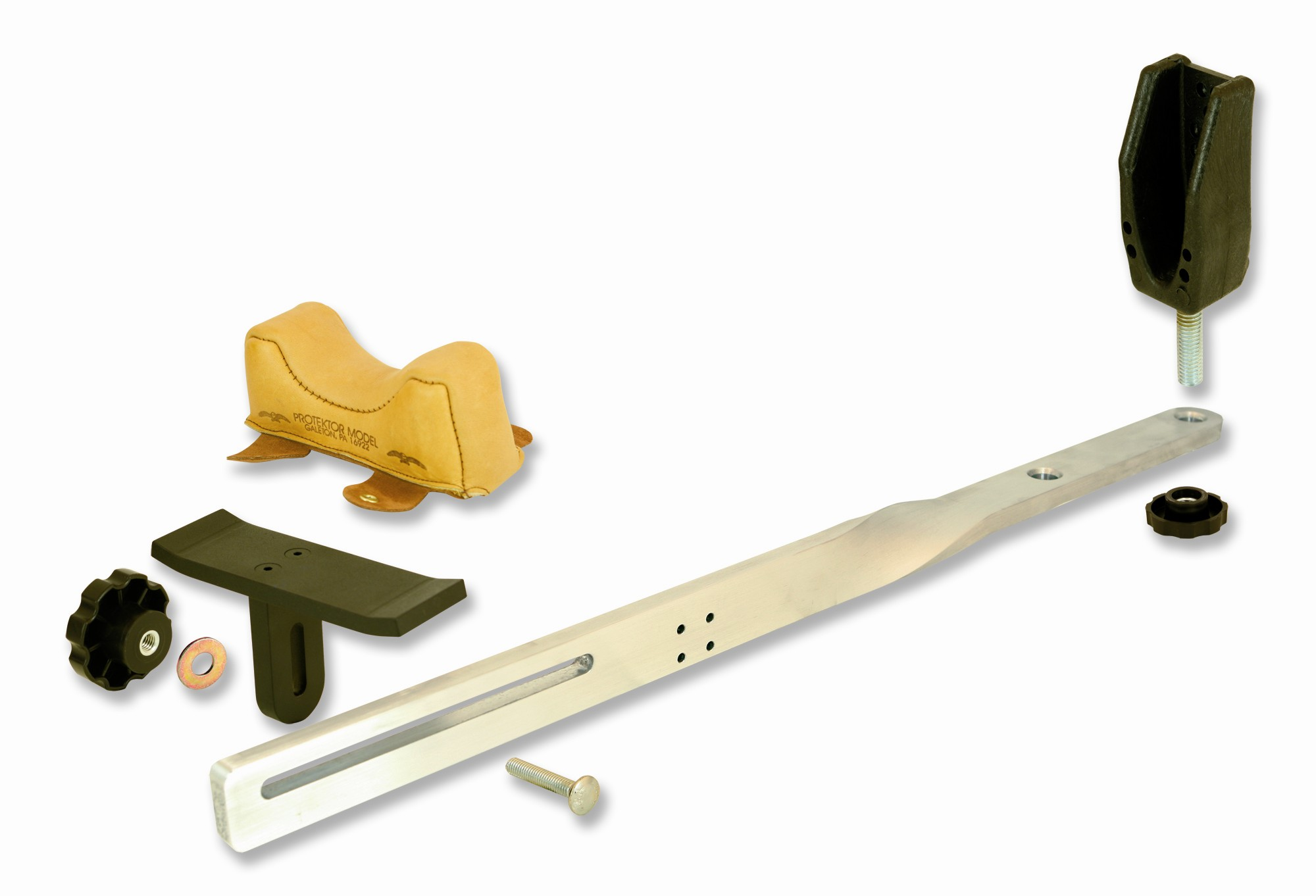 VersaCradle Shooting Rest Kit